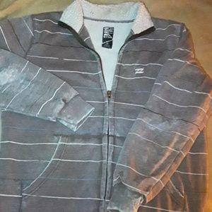 Vintage Billabong fleece lined jacket